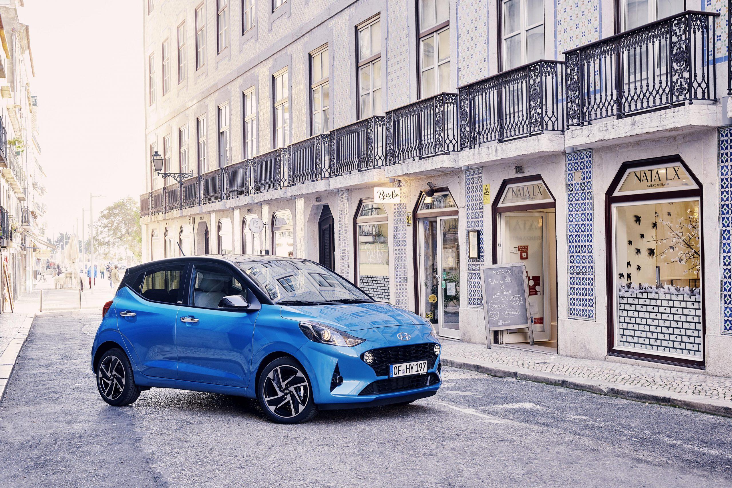 Νέα Γενιά Hyundai i10 : Το πιο άνετο αυτοκίνητο πόλης